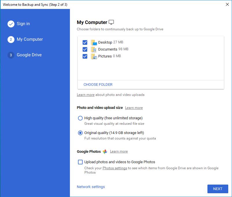 Google Photos Backup and Sync Tool – Google Photos Uploader