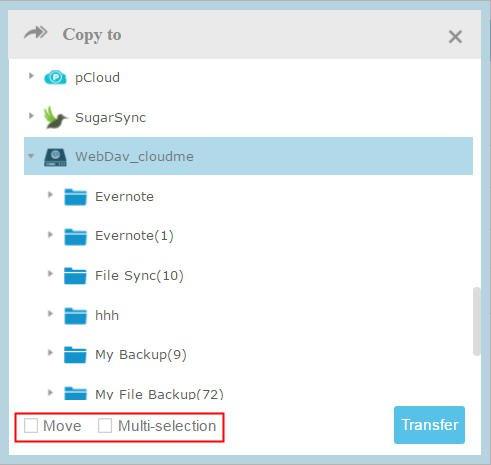 Amazon Drive Webdav