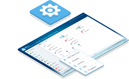 Free Multiple Cloud Storage Manager: Manage Multiple Cloud