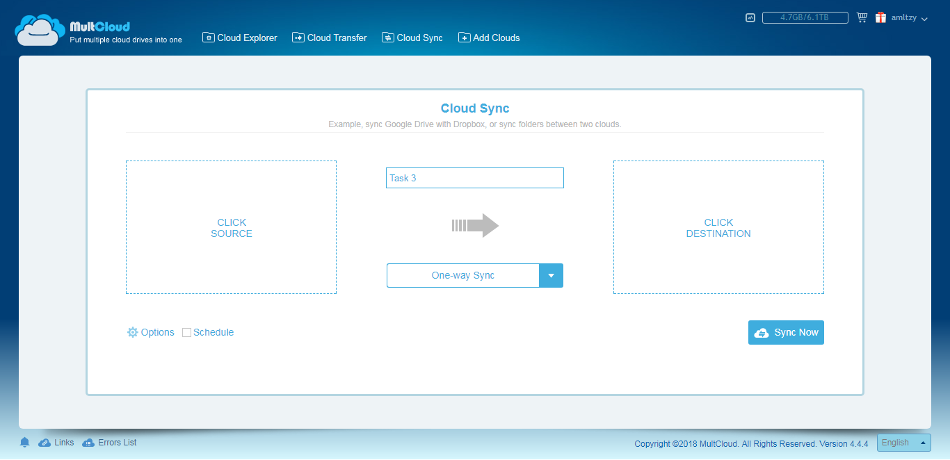 Introduce You an App to Manage Multiple Cloud Storage
