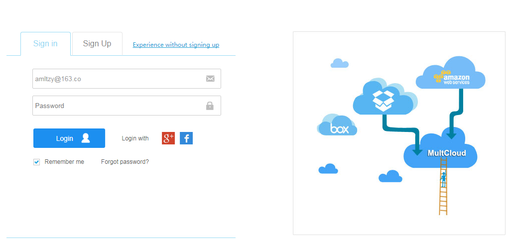 Manage Backblaze Google Drive Together with MultCloud