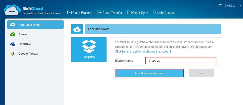 Cloud Storage with Remote URL Upload | MultCloud