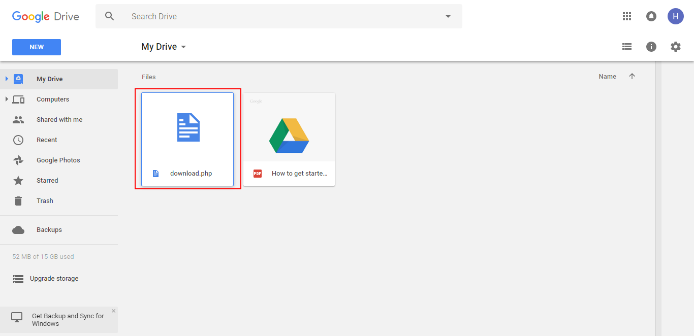 Download Directly to Google Drive | MultCloud