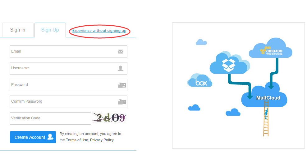 Export Dropbox to Google Drive, OneDrive, Flickr, SkyDrive