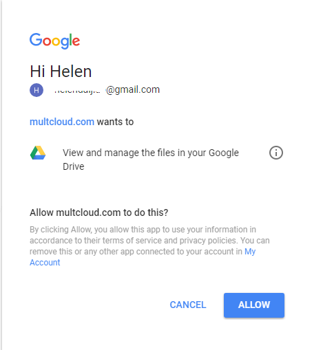 How to Merge/Combine/Manage Multiple Google Drive Accounts?