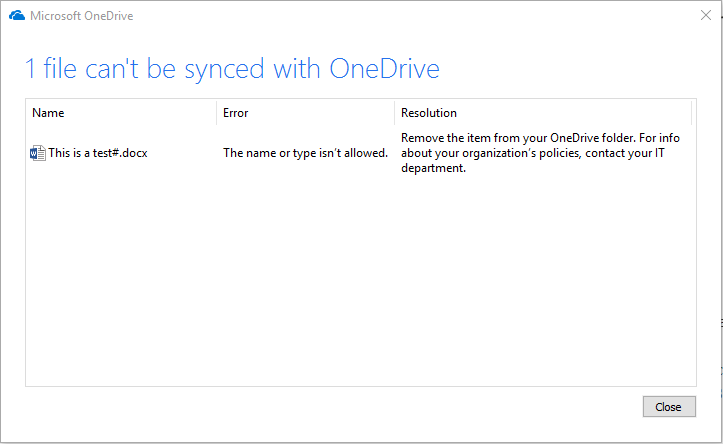 OneDrive Not Syncing | MultCloud