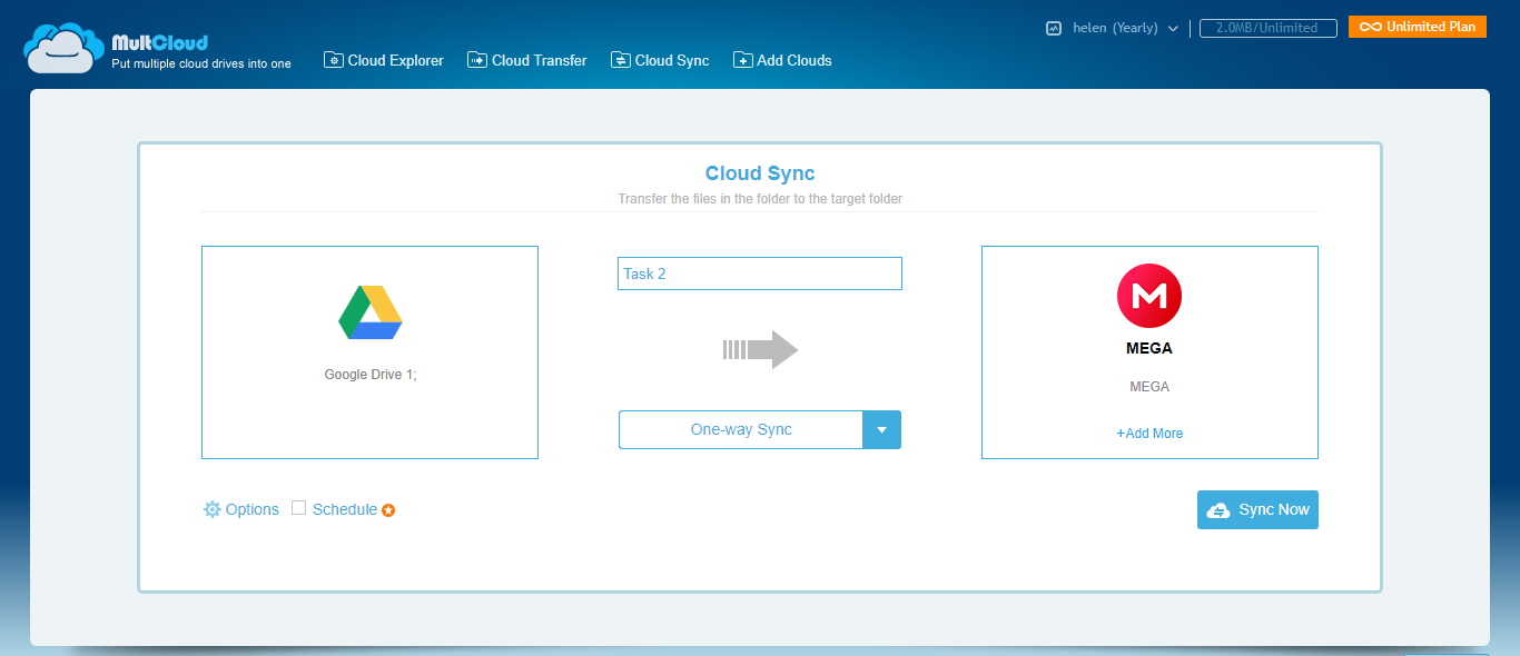 Do You Know This App Syncs Cloud Storage from Cloud to Cloud