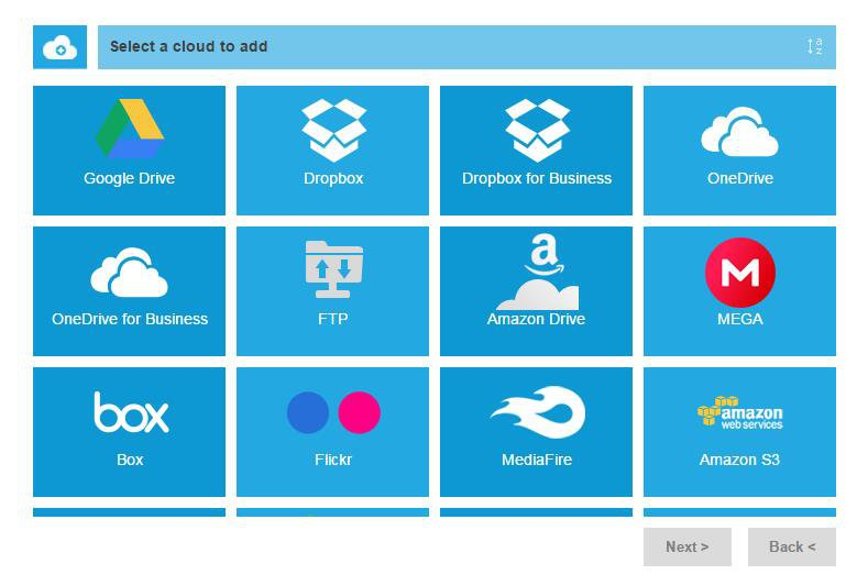 Use MultCloud to Sync FTP and Dropbox