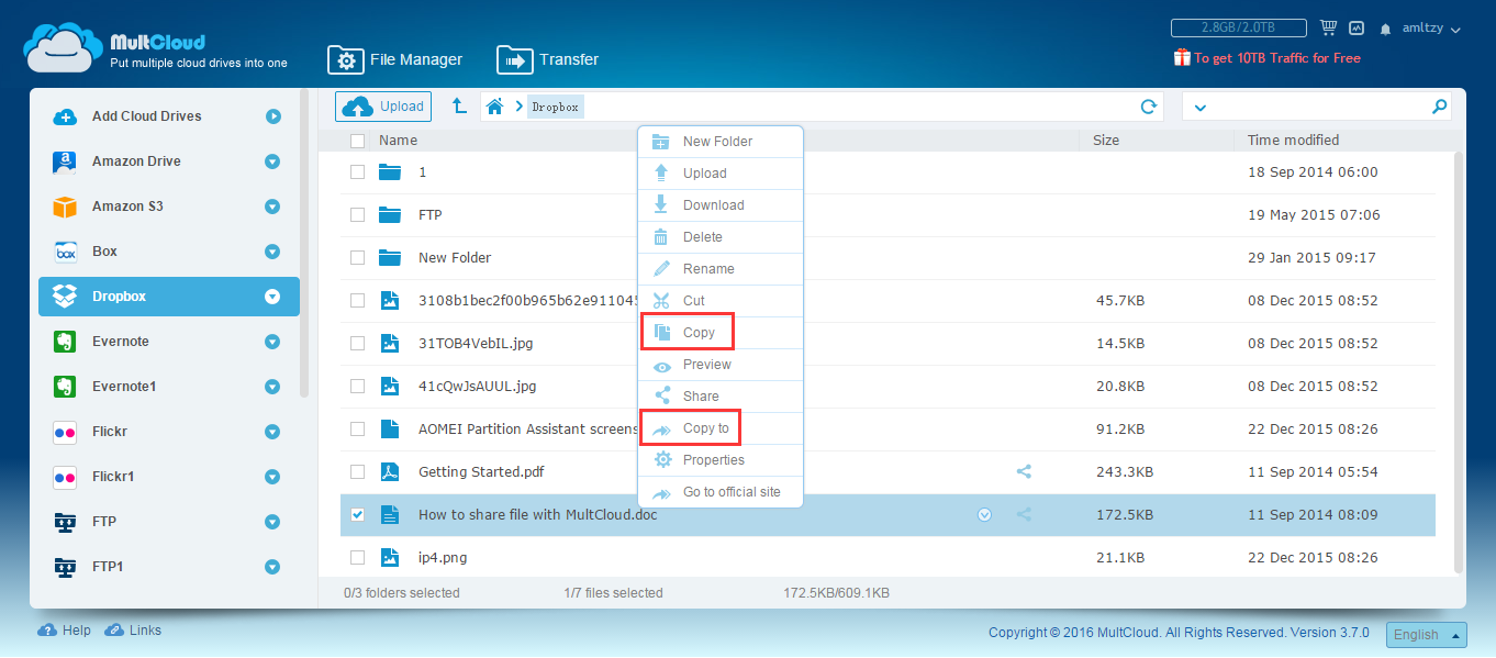 downloading drive syncing drive with dropbox