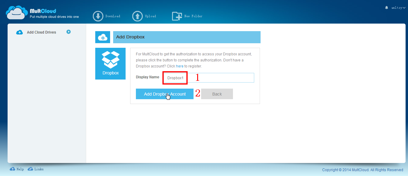 How To Simply Transfer Files Between Dropbox Accounts