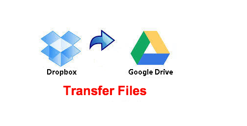 How to Transfer Files from Dropbox to Google Drive | MultCloud